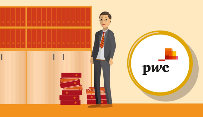 pwc, pricewaterhousecooper, illustration, strategie&, cundus, ready for take off, illustration, vektor, nerds, illustrator